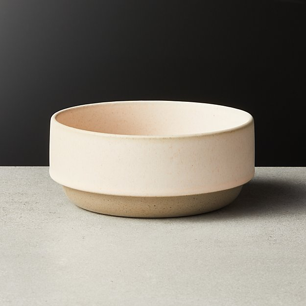 Axel Light Pink Soup Bowl - Image 1 of 6