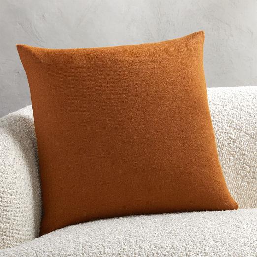 "20"" Alpaca Copper Pillow"