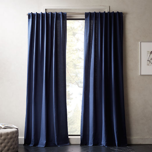Modern Curtains And D Cb2
