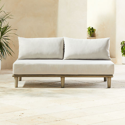 Modern Outdoor Sofas And Sectionals Cb2