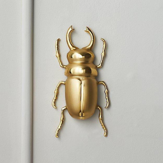 Beatrix Brass Beetle - Image 1 of 5