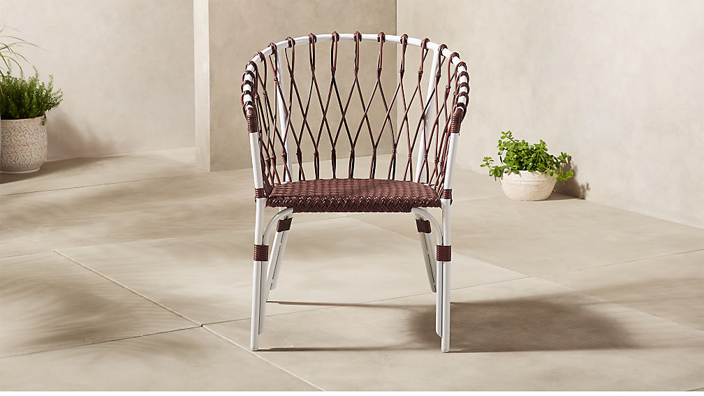 Bedia Woven Chair - Image 1 of 8