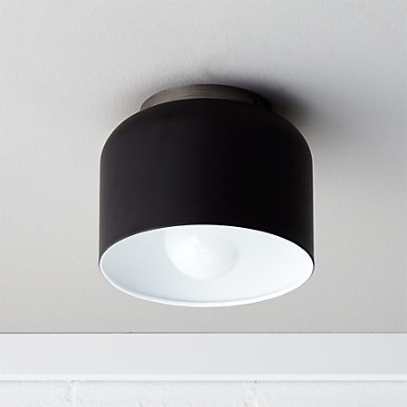 Bell Black Flush Mount Light Reviews