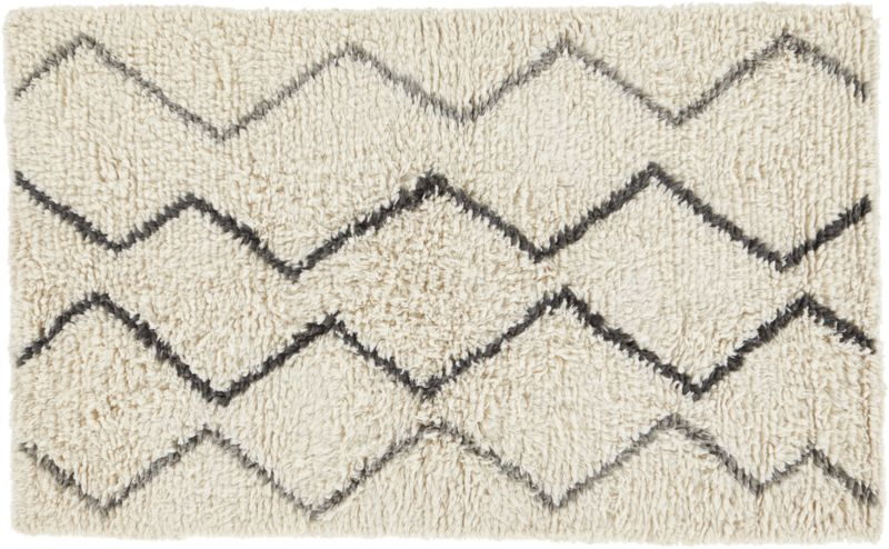Beni Neutral Rug 5 X8