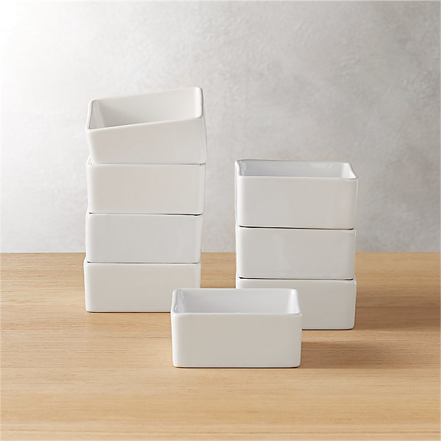 Set of 8 Bento Mini Bowls - Image 1 of 12