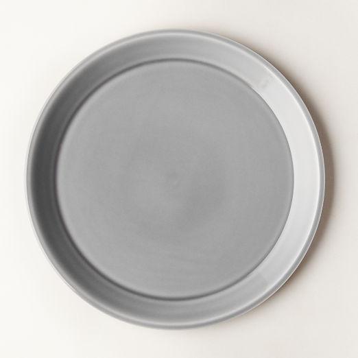 Bernard Grey Dinner Plate