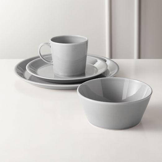 Bernard Grey Dinnerware