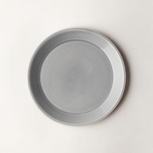 Bernard Grey Salad Plate