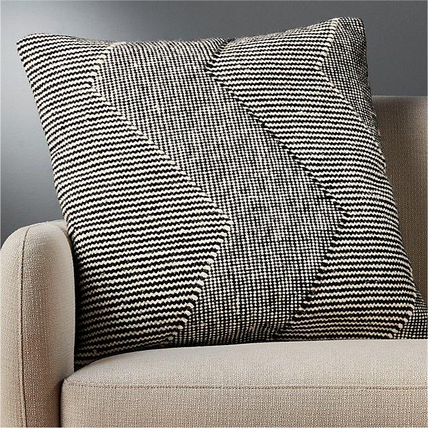 "23"" Bias Pillow - Image 1 of 9"