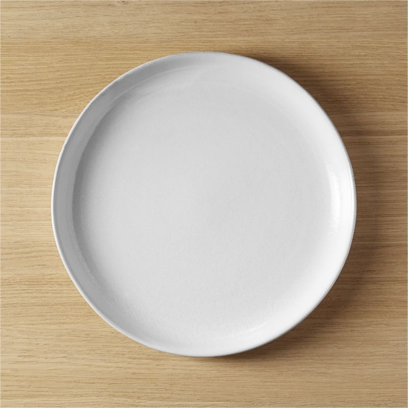 black clay dinner plate & black dinner plates | CB2