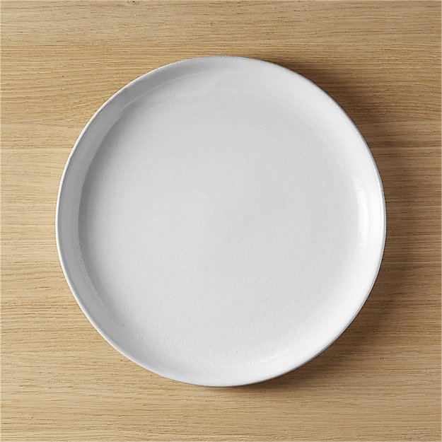 Black Clay Dinner Plate - Image 1 of 12