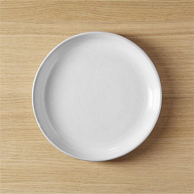 Black Clay Salad Plate - Image 1 of 12