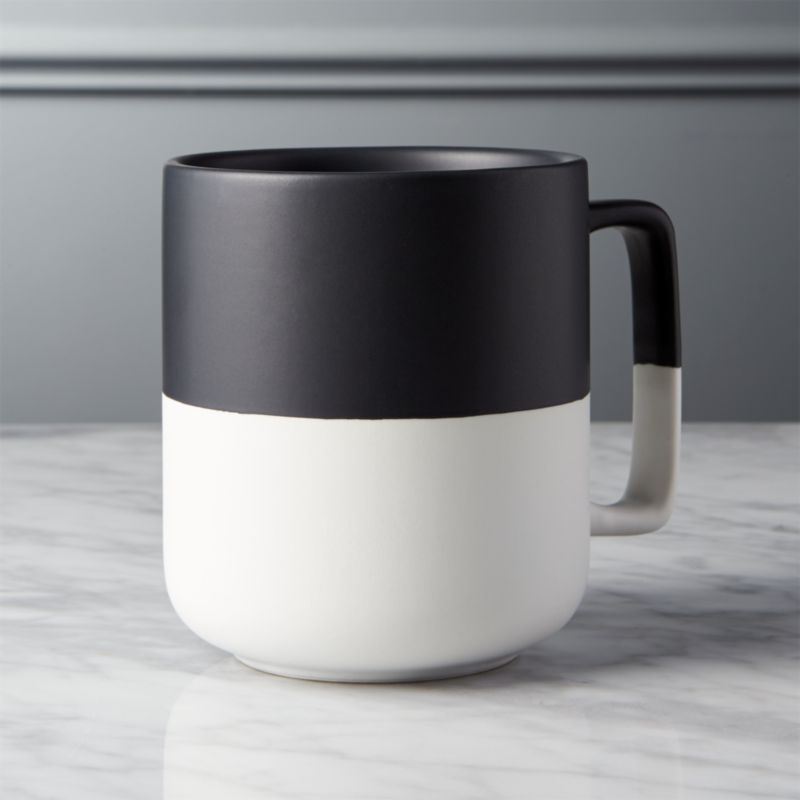 Cb2 Free Shipping >> Extra Large Coffee Mugs | CB2