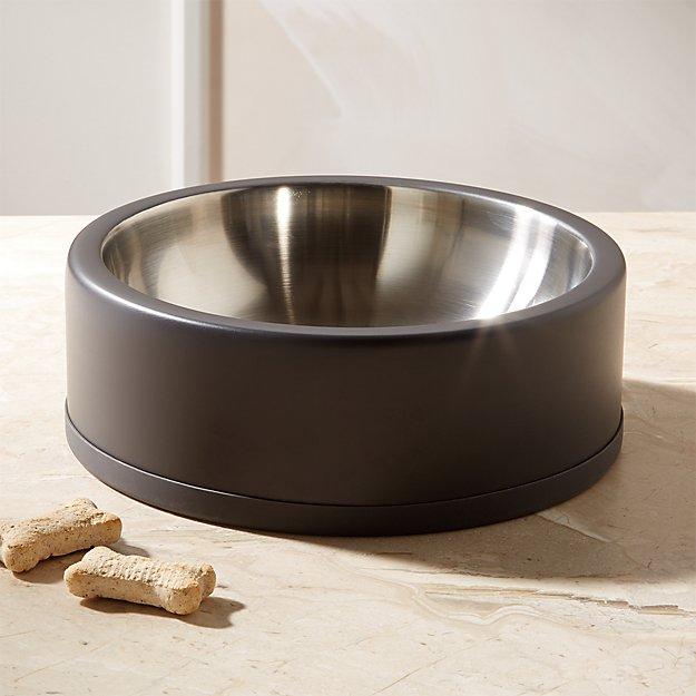 Black Dog Bowl - Image 1 of 4
