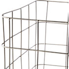 View product image black wire basket - image 5 of 5
