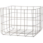 View product image black wire basket - image 3 of 5