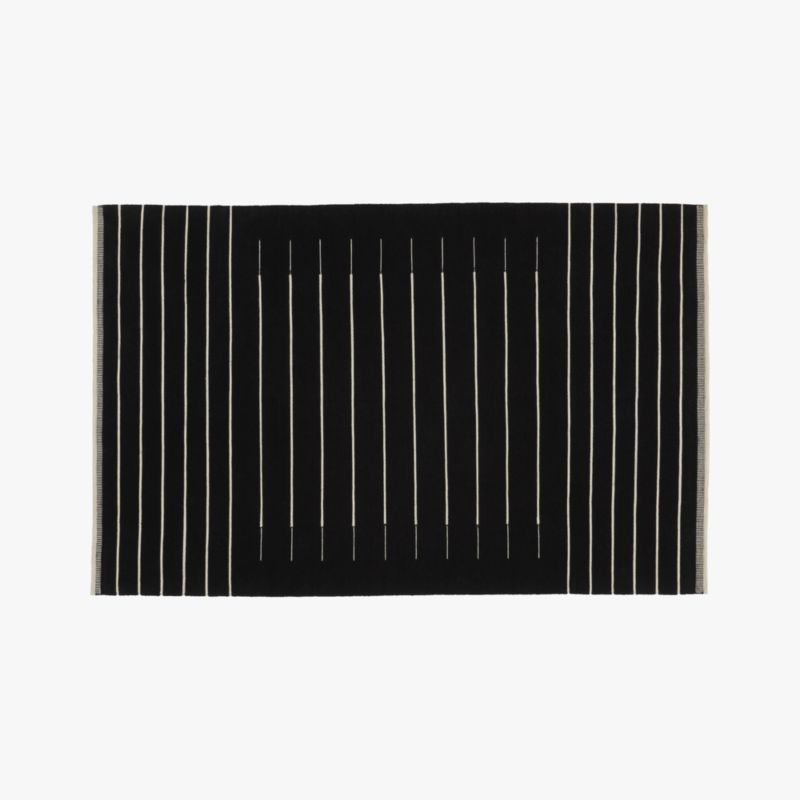 Black And White Rugs Cb2