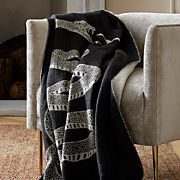 Decorative Throw Blankets | CB2