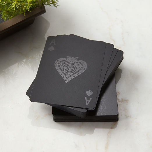 Blackcard Playing Cards