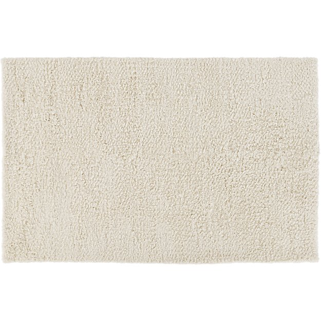 Bliss Ivory Shag Rug 9'x12' - Image 1 of 9