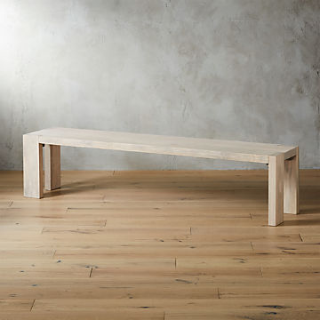 Swell Wooden Benches Cb2 Caraccident5 Cool Chair Designs And Ideas Caraccident5Info