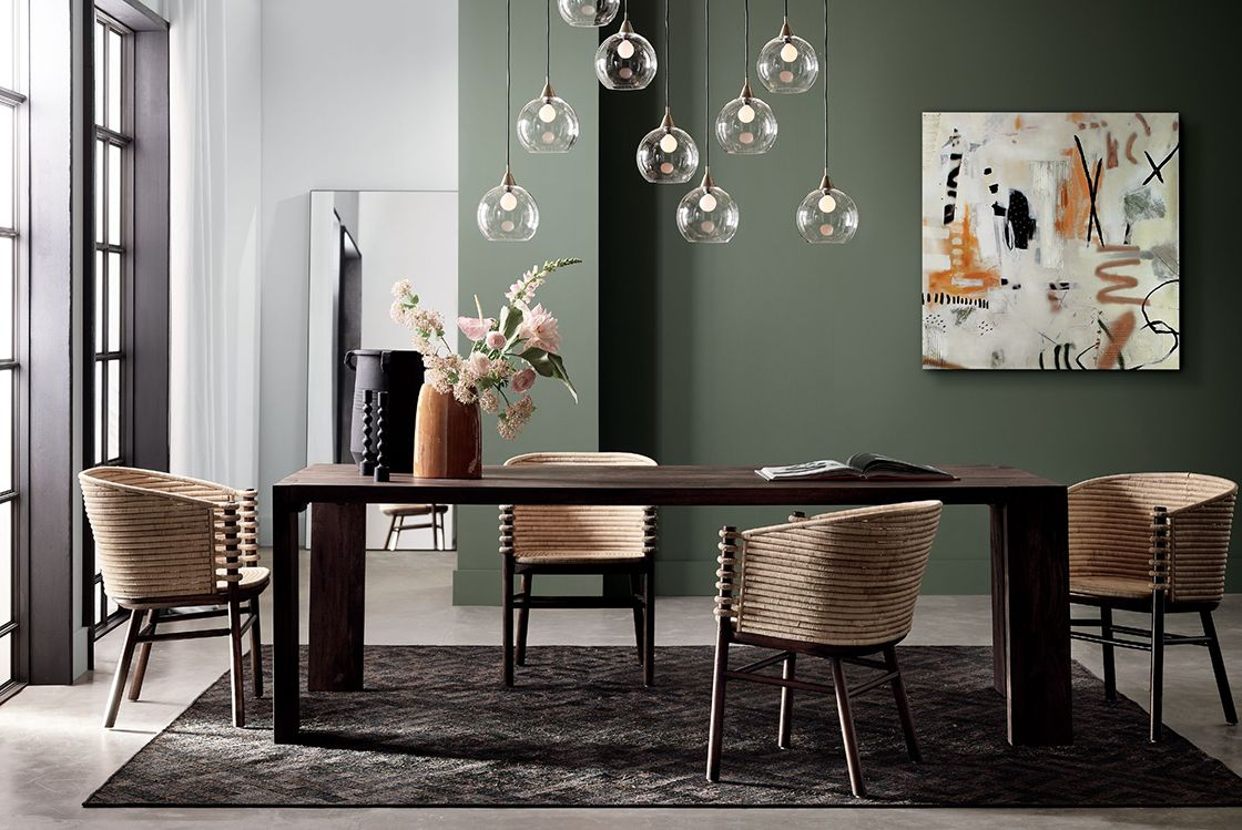 What your dining room style says about you - CB3 Style Files