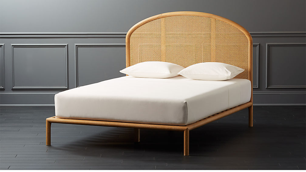 Bobila Cane Bed Jupiter Furniture