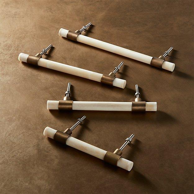 Bone Handles - Image 1 of 8