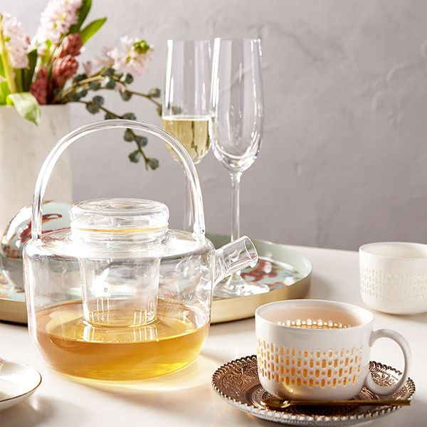 How to host a granny chic boozy tea party