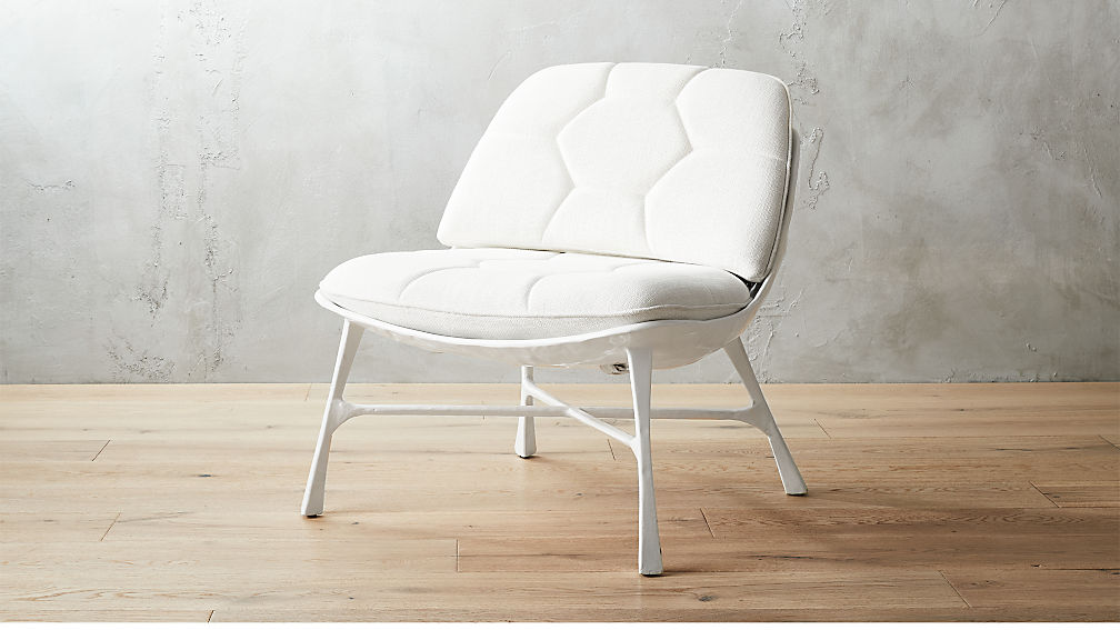 kennedy white leather rs chair office