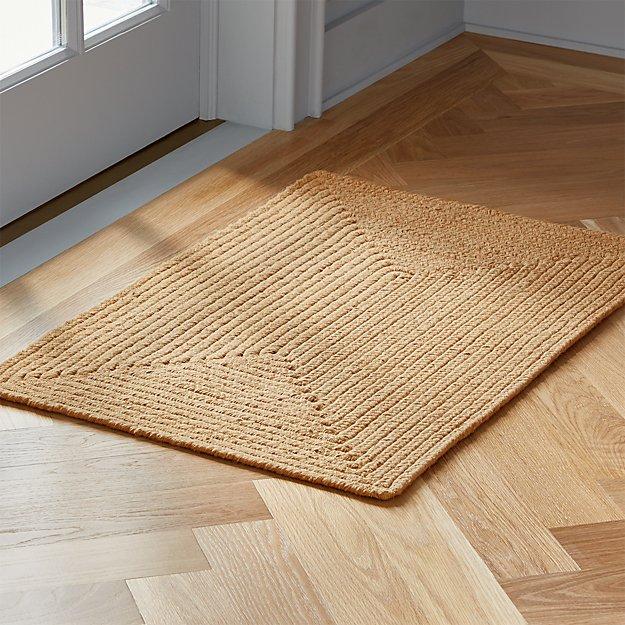 Borderline Doormat 2'x3' - Image 1 of 9