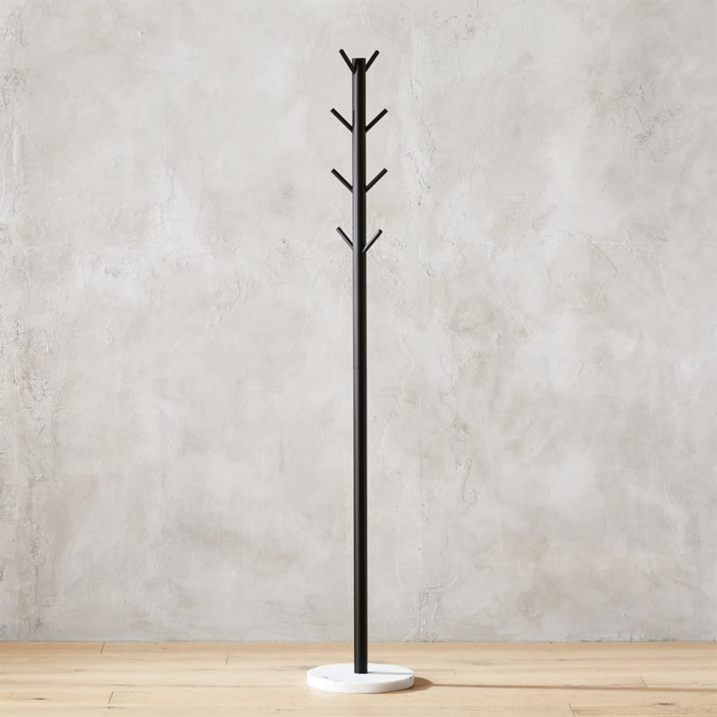 Boulevard Coat Rack Reviews Cb2