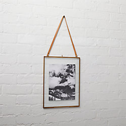 Br Floating 8x10 Picture Frame