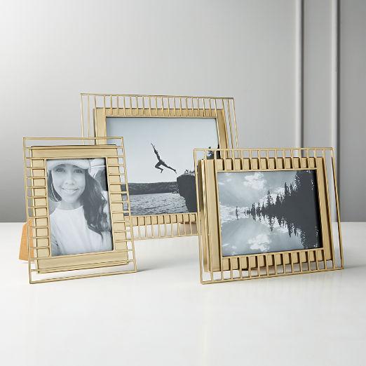 Brass Trax Frames