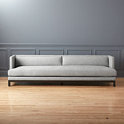 Modern Sofas Couches And Loveseats Cb2
