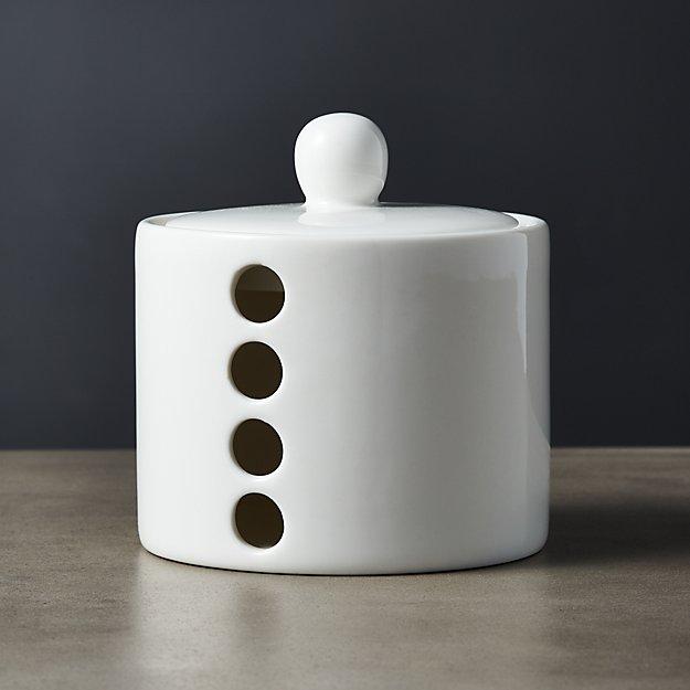 Breathe White Garlic Keeper - Image 1 of 4