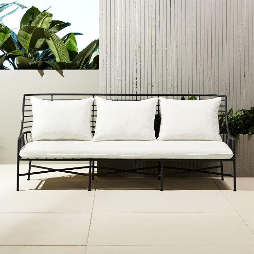 Modern Patio Furniture Cb2 Canada