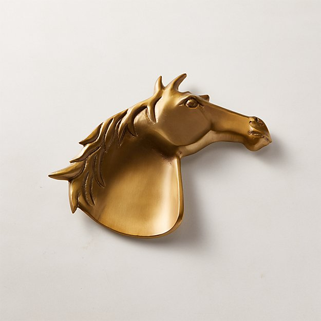 Caballero Horse Spoon Rest - Image 1 of 4
