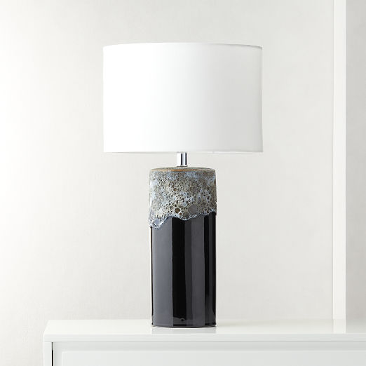 Cadiz Glazed Ceramic Table Lamp
