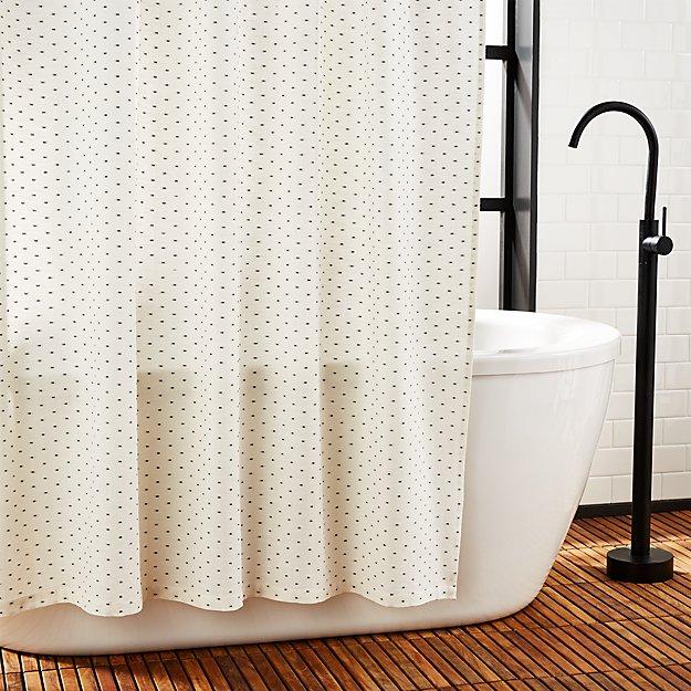 Calabria Dot Shower Curtain Reviews