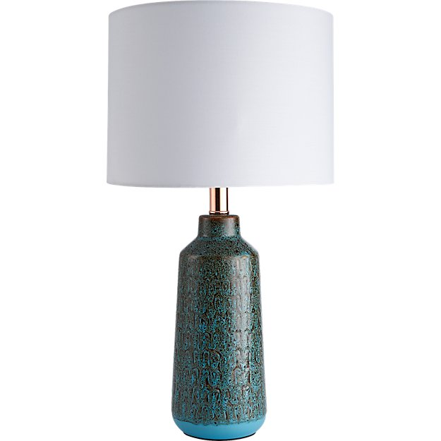 calypso table lamp + Reviews | CB2