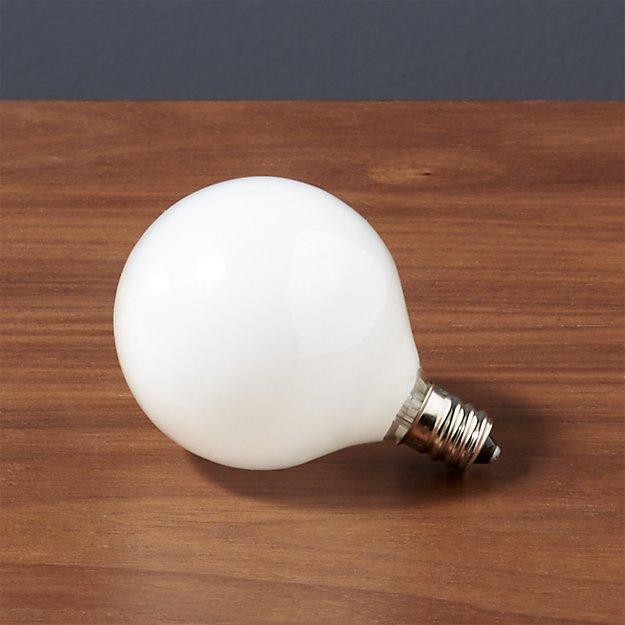 Candelabra 60W Light Bulb - Image 1 of 2