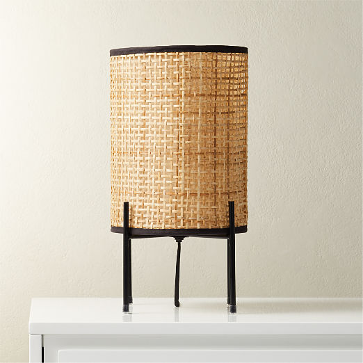 Canna Grid Table Lamp