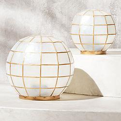 Elegant Capiz Lanterns