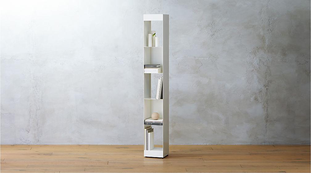 Carlson Ii Narrow Storage Tower Reviews Cb2