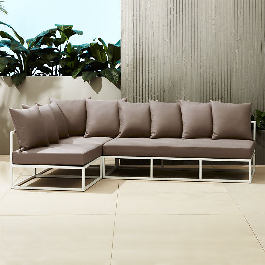 Modular Sectional Sofas | CB2
