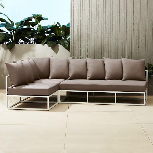 Modern Sectional Sofas | CB2