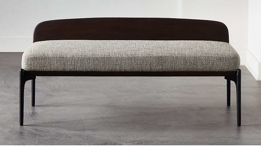 Castafiore Upholstered Bench - Image 1 of 7