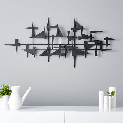 Modern Wall Decor Cb2