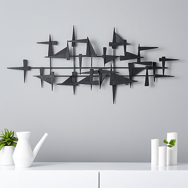 Castile Metal Wall Decor - Image 1 of 3